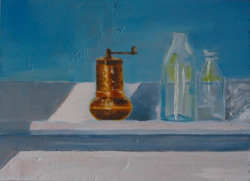 Bottles and Shaker
